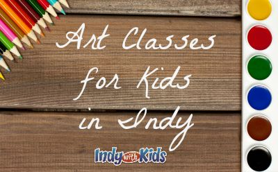 art classes for kids in indy