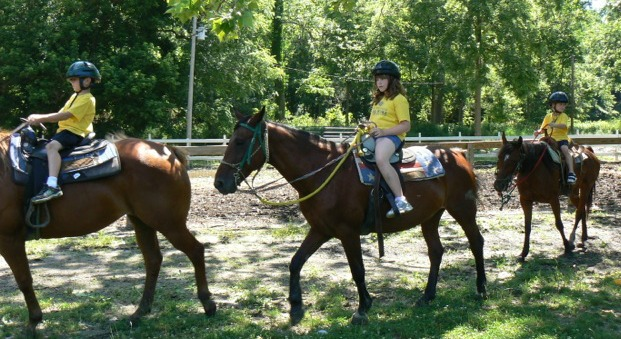 Take a Trail Ride in Indianapolis | Natural Valley Ranch