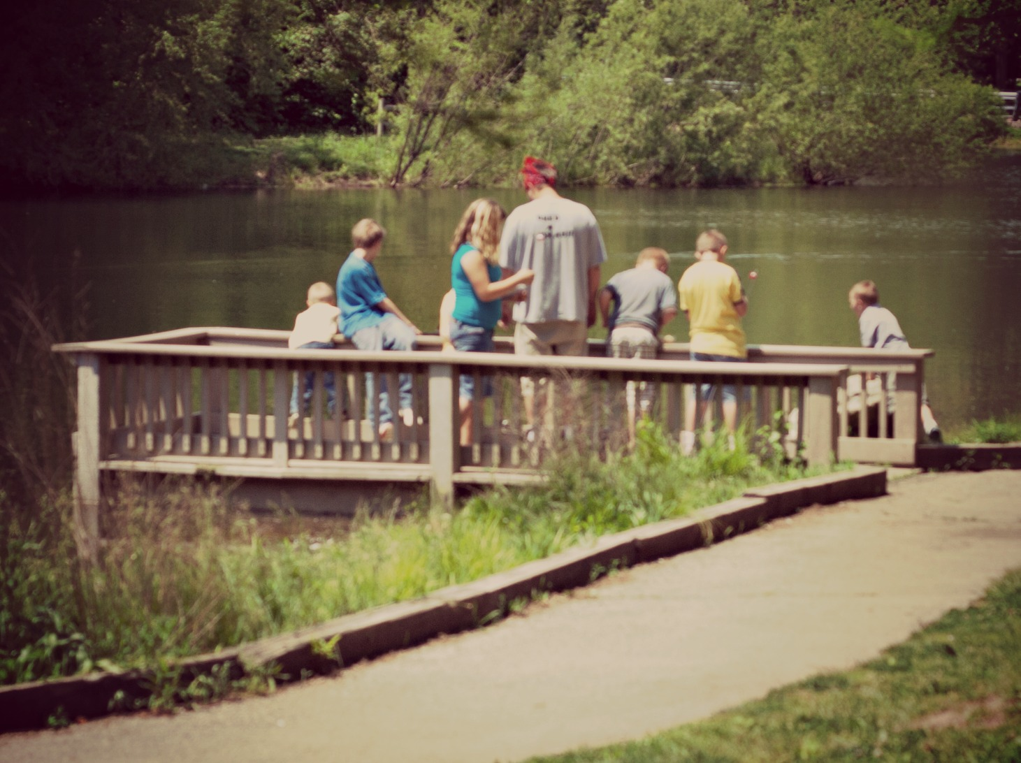 Free Learn to Fish Workshop