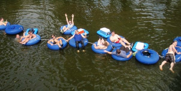 Float Sugar Creek – 60 Miles from Indy