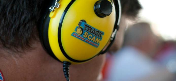 Try Track Scan for Race Day!