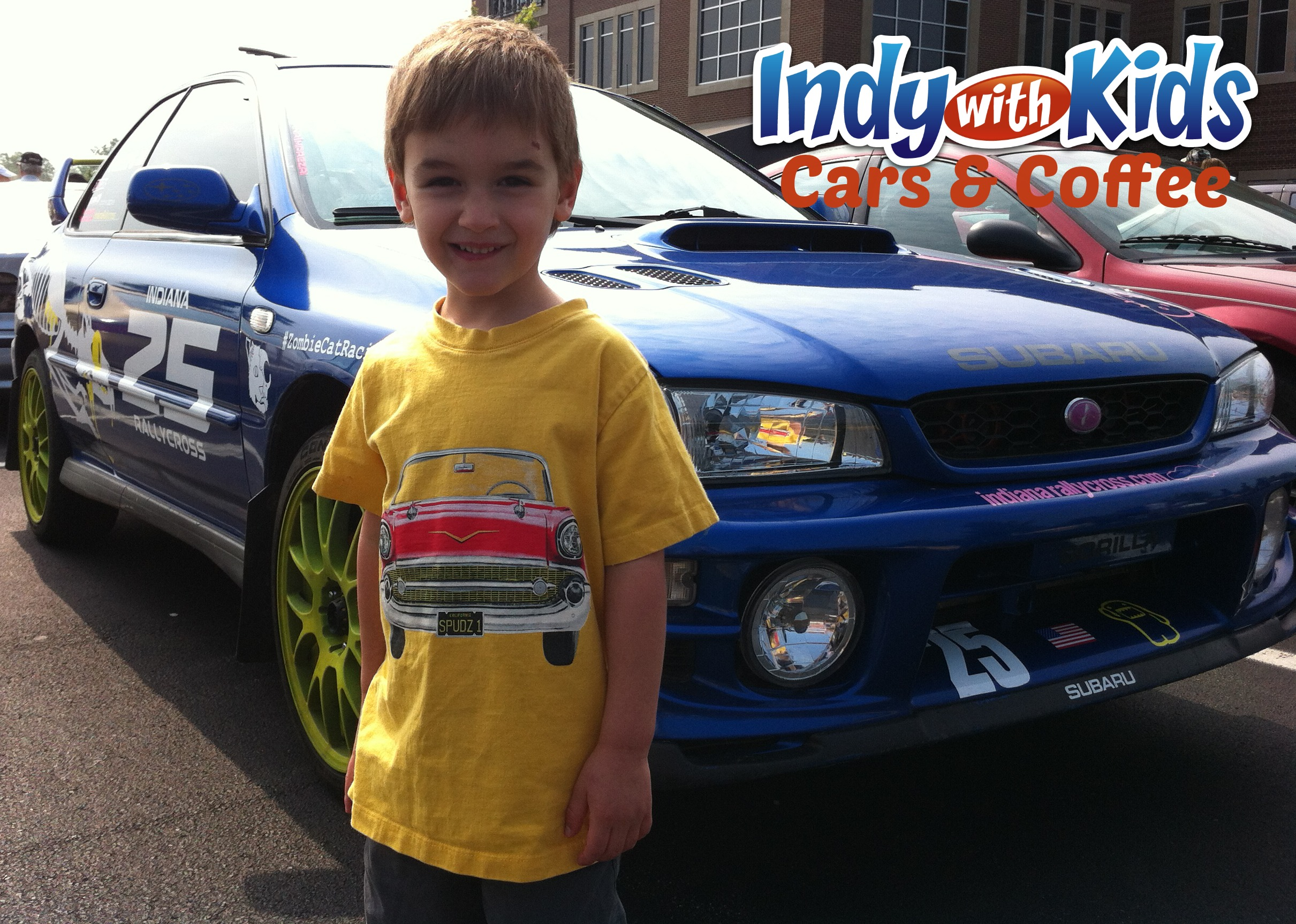 Cars and Coffee – Saturdays in Indianapolis