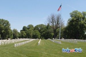 crown hill cemetery heroes