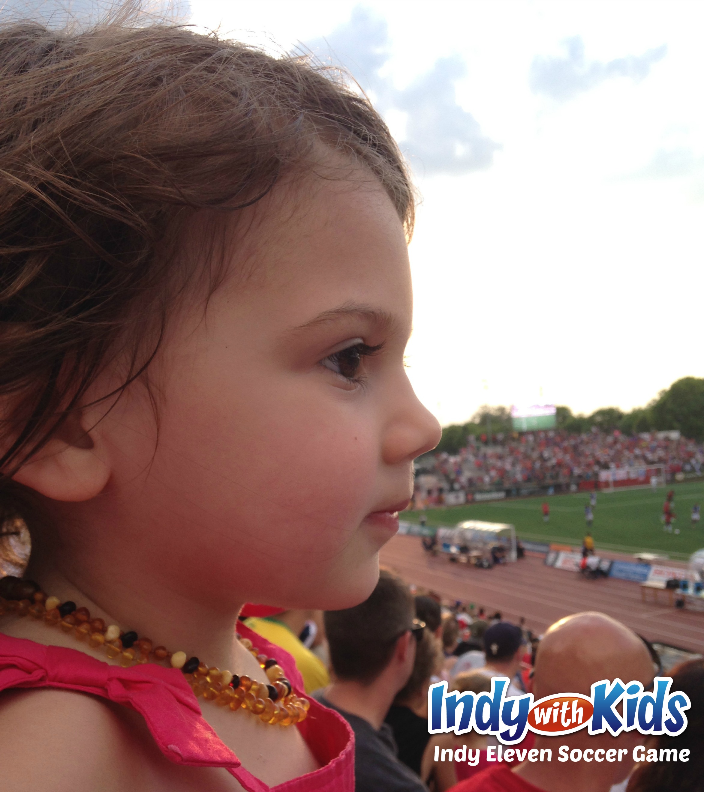 Indy Eleven Soccer Games with Kids