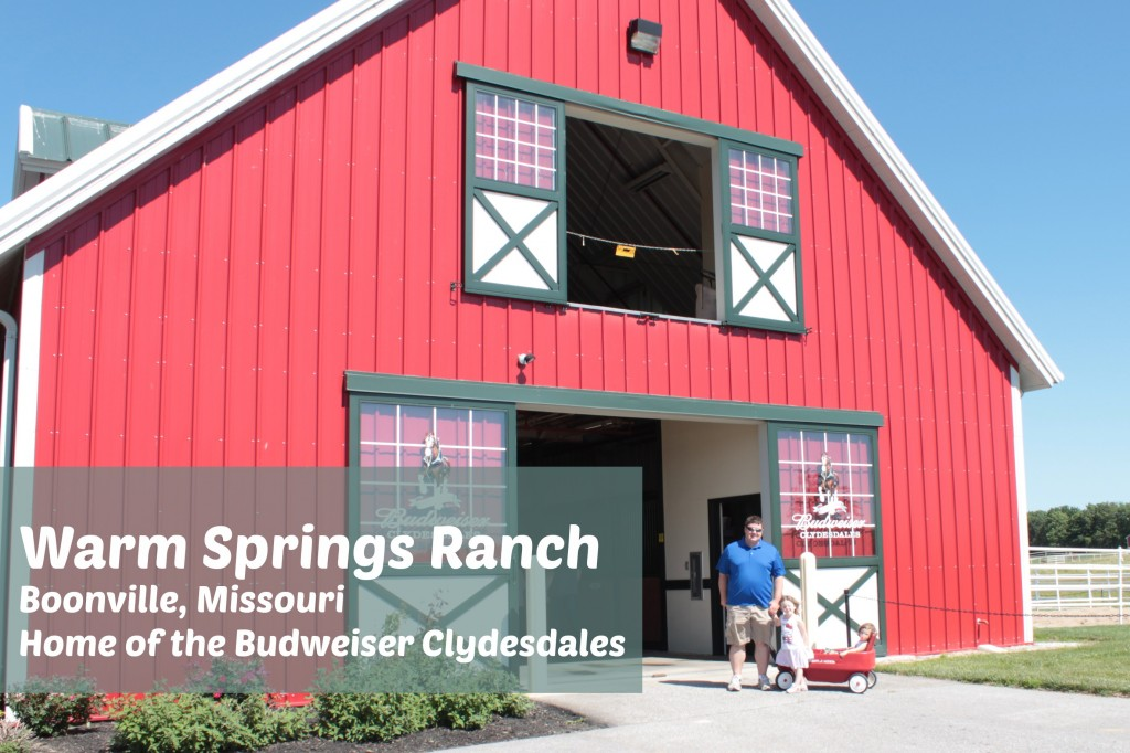 warm springs ranch with kids