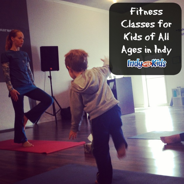 Fitness Classes for Kids of All Ages in Indy