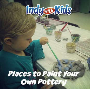 Paint Your Own Pottery In Indianapolis