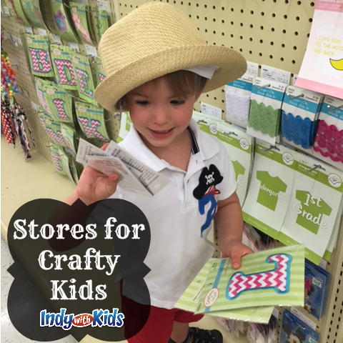 Stores for Crafty Kids