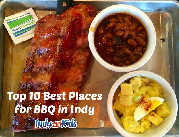 Top 10 Best Places to Get BBQ in Indy