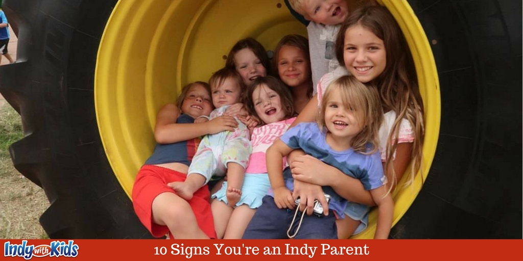 10 Signs You're an Indy Parent