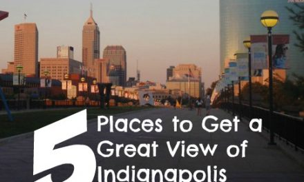 5 Great Views of Indianapolis
