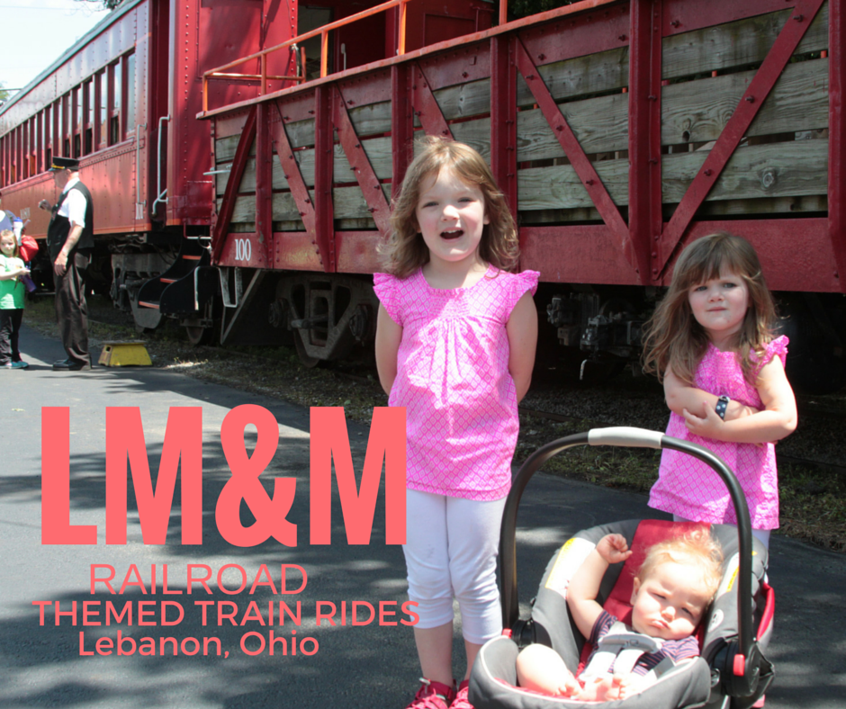 Character & Themed Train Rides | Lebanon, Ohio
