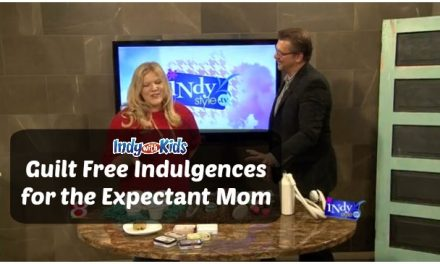 Guilt Free Indulgences for the Expecting Mom (Or Anyone) | As Seen on IndyStyle