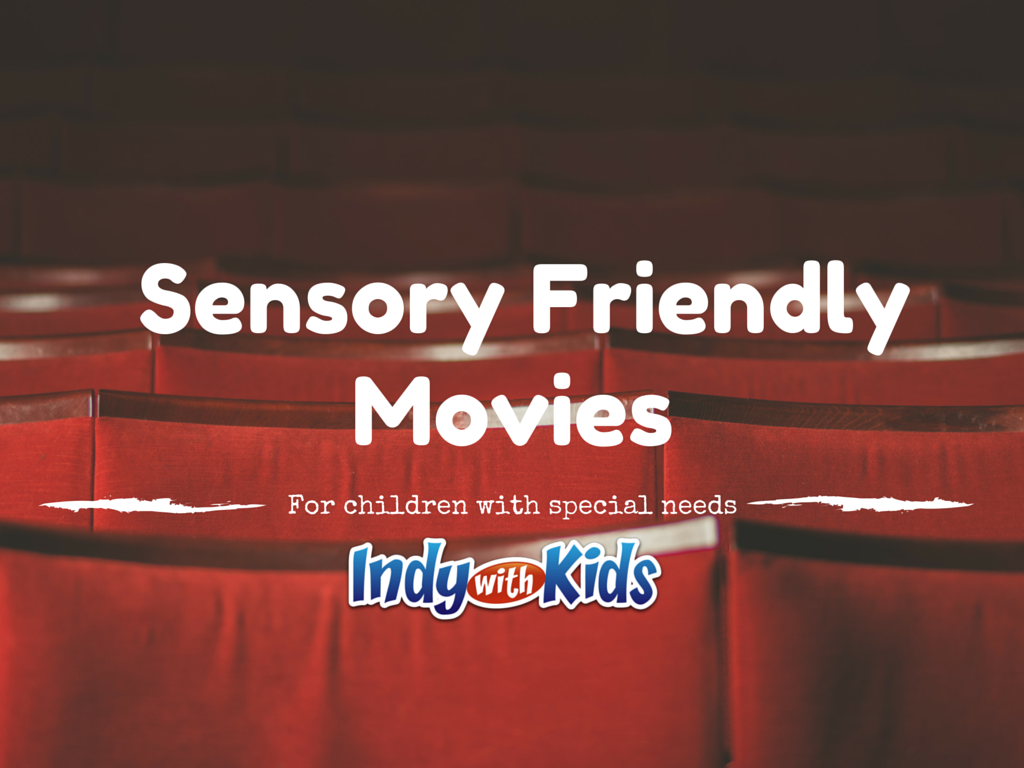 Sensory Friendly Movies for Children with Special Needs