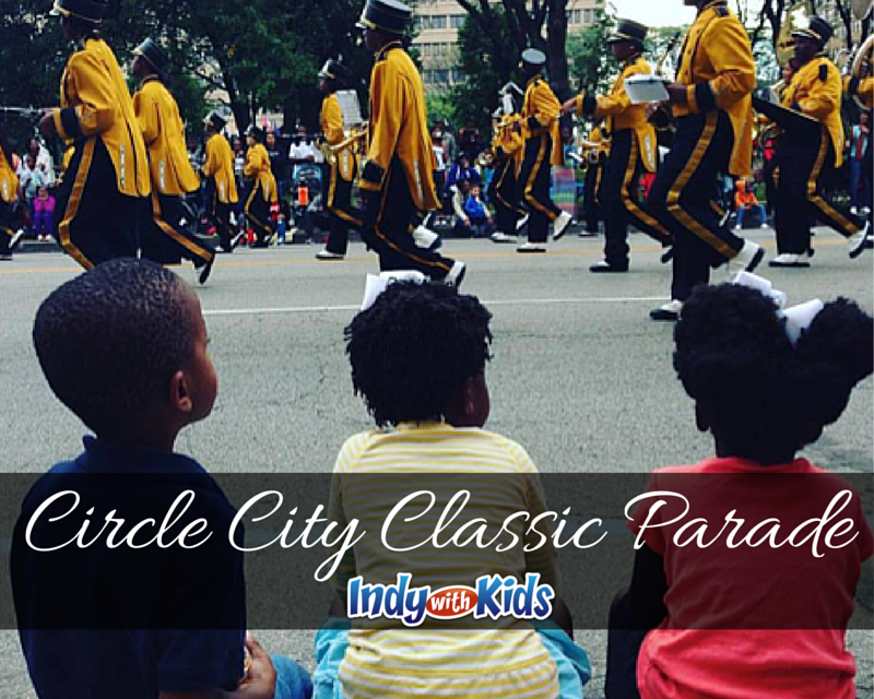The Circle City Classic Parade