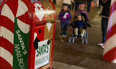 Mail a Letter to Santa in Indianapolis | Indy Santa Mailboxes