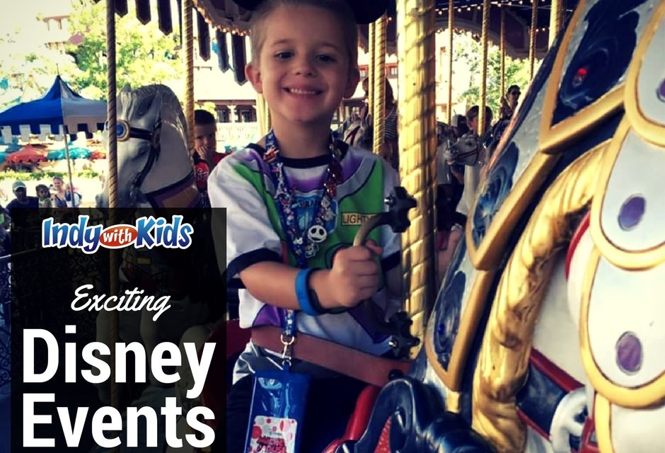 Exciting Indianapolis Disney events for your fan!