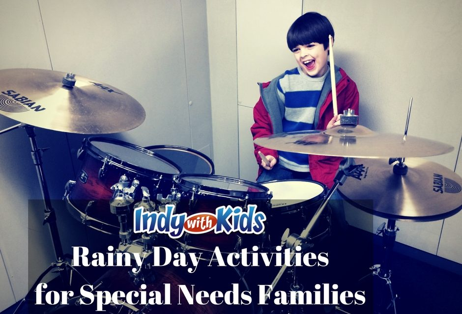 Indianapolis Rainy Day Fun for Children with Special Needs