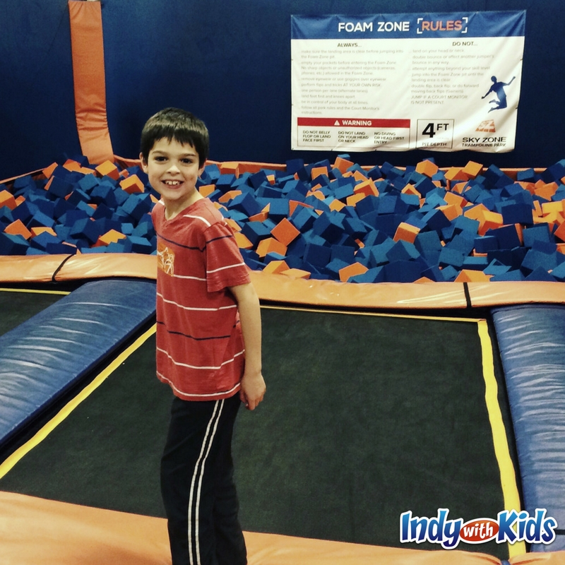 Hoppy Hour | Sky Zone Fishers
