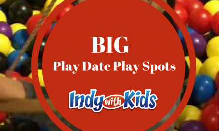 Large Group Play Date Play Spots in Indy