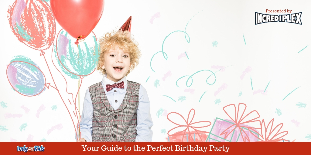 Indianapolis Area Childrens Birthday Party Guide