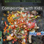 Composting with Kids: Johnson County's Garbage to Garden Project