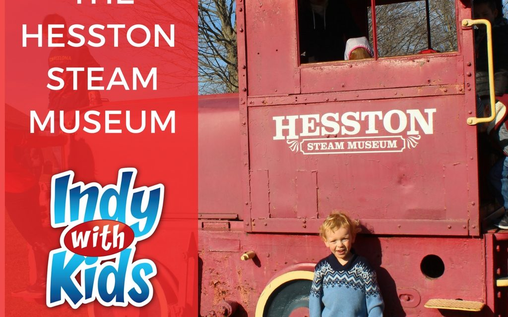 The Hesston Steam Museum