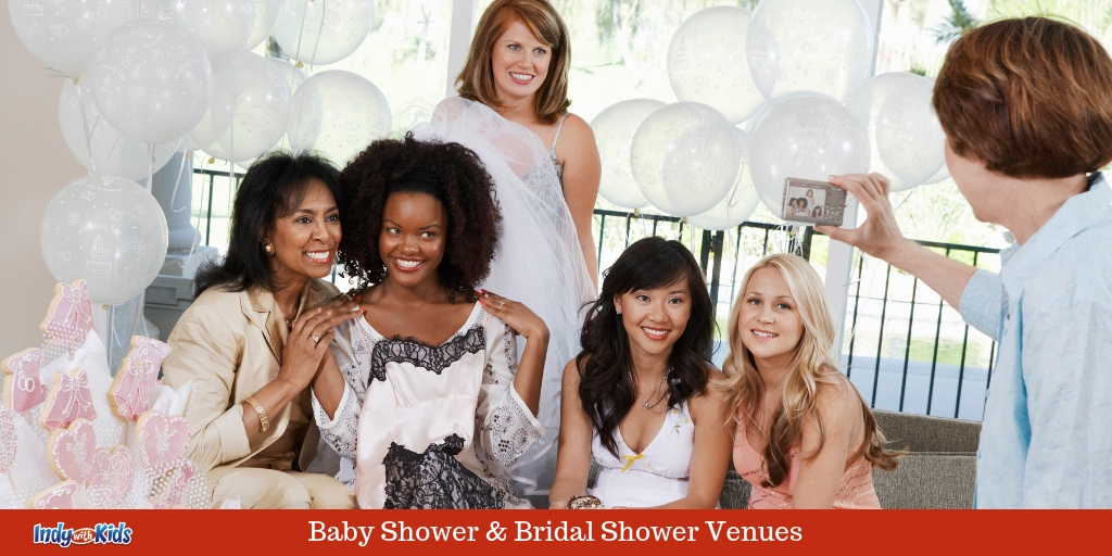 Baby Shower Bridal Shower Locations Venues And Spaces Near Indy