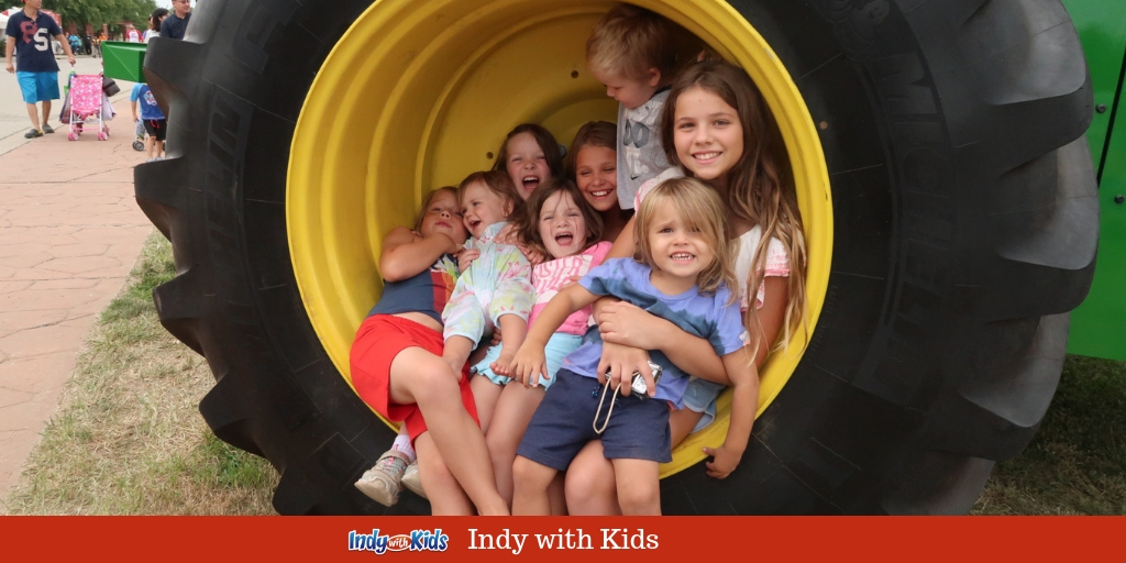Indy with Kids | Start Here