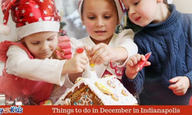 Things to do in December in Indianapolis