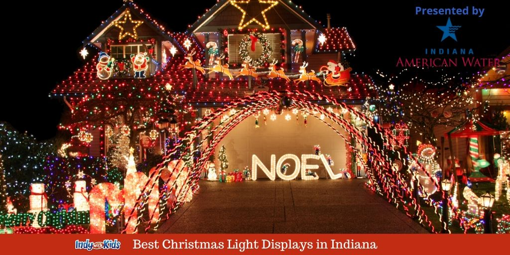 Where To See Christmas Lights 2020 Christmas Lights List for Indianapolis and Central Indiana | 2020