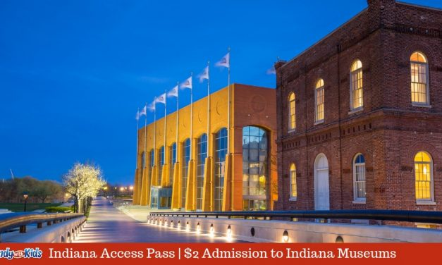 Indiana Access Pass: $2 Admission to Indianapolis Area Museums
