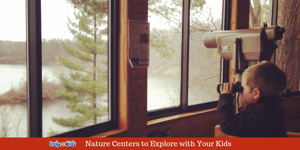 Indy Area Nature Centers & Nature Parks For Kids