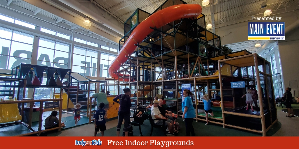 Free Indoor Playgrounds | Indianapolis