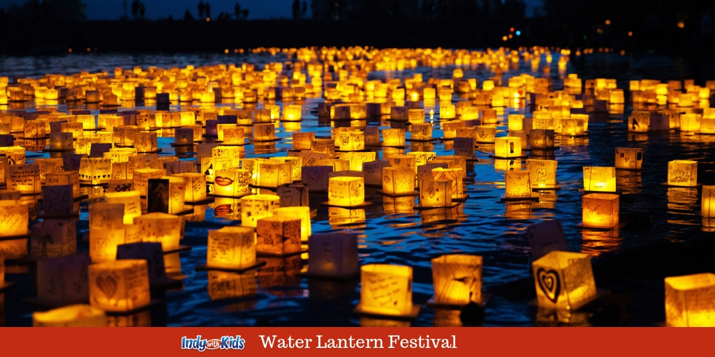 Water Lantern Festival | Light the Night with Messages of Love & Hope