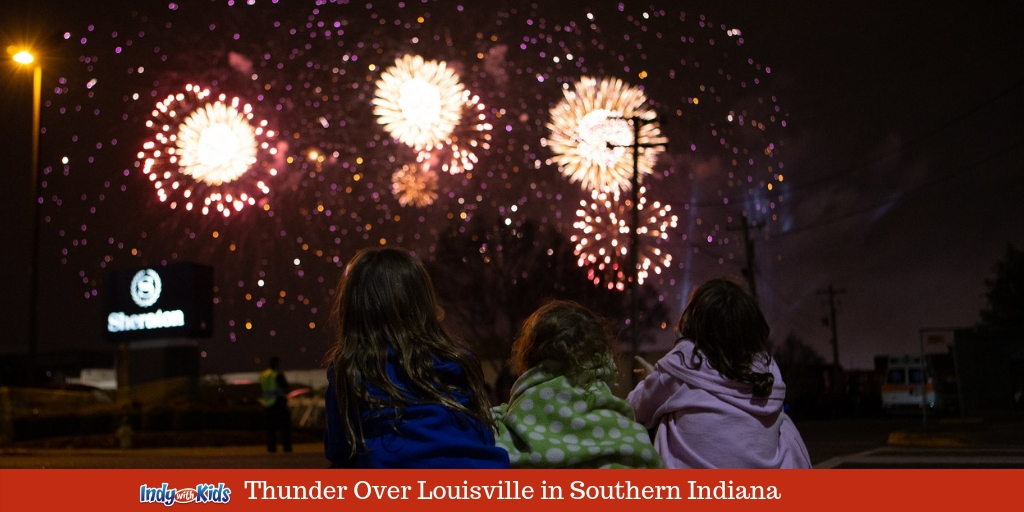 Thunder Over Louisville in Southern Indiana | View From the Other Side