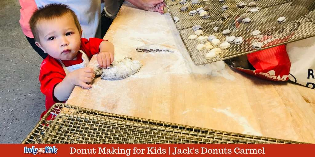 Donut Making For Kids Jack S Donuts Carmel Treat yourself to huge savings with jack's donuts coupons: donut making for kids jack s donuts