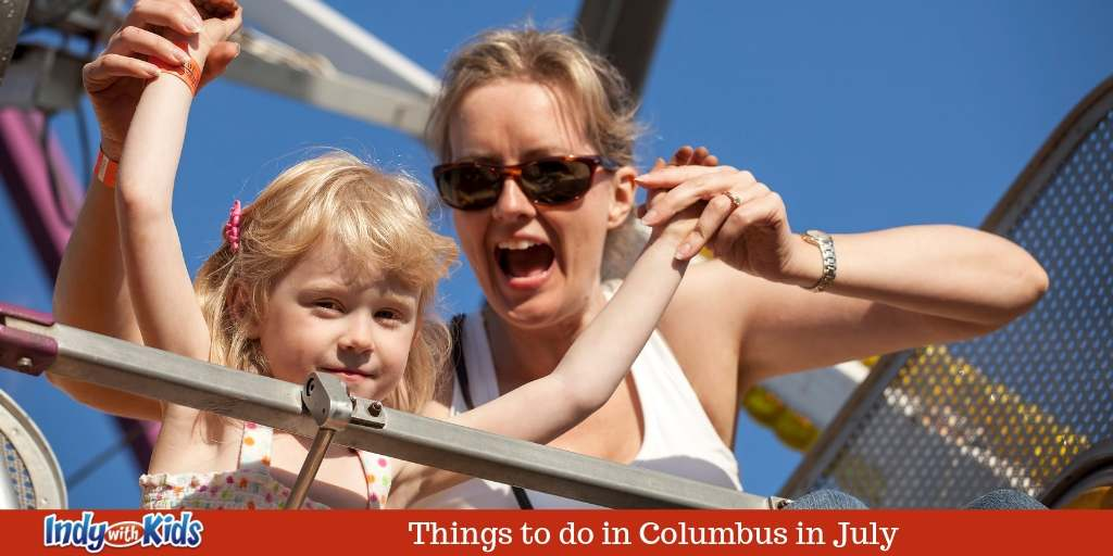Events and Activities in Columbus in July