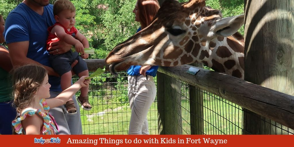 Fort Wayne with Kids | Where to Stay, Play and Eat in Fort Wayne Indiana