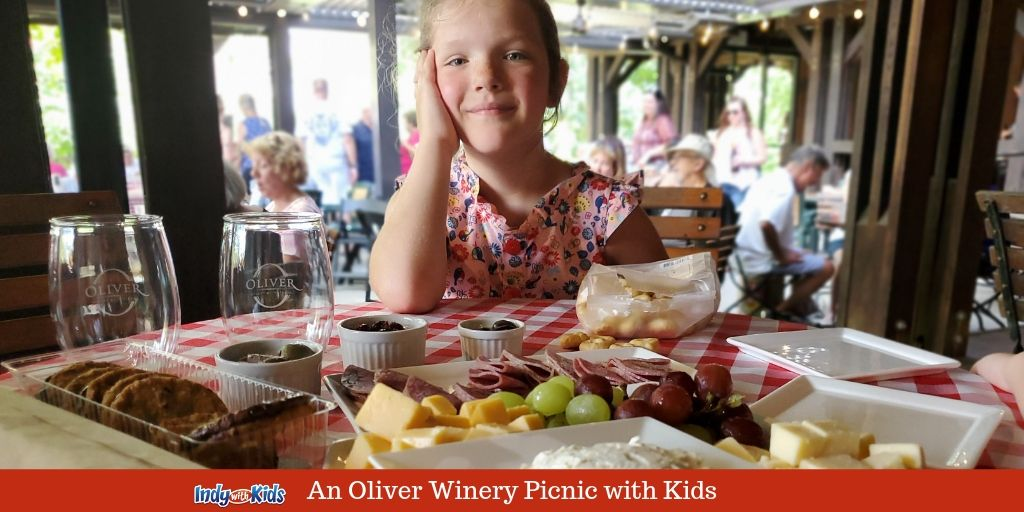 Family Friendly: Oliver Winery Picnics