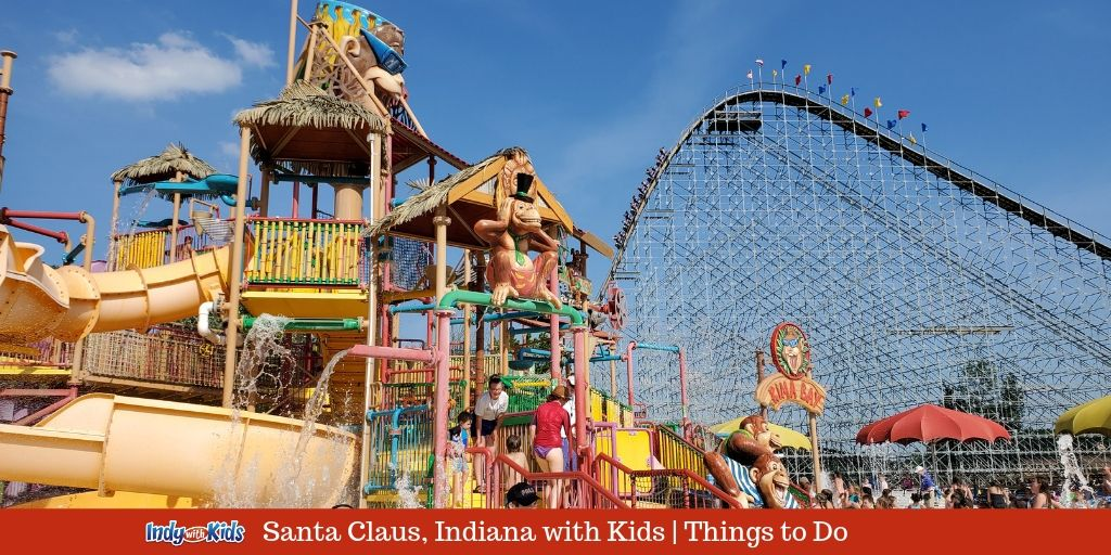 Santa Claus, Indiana with Kids | Things to do, Places to Eat and Where to Stay