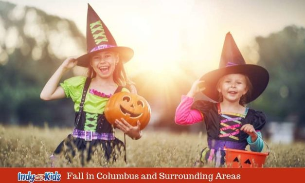 Fall in Columbus and Surrounding Areas