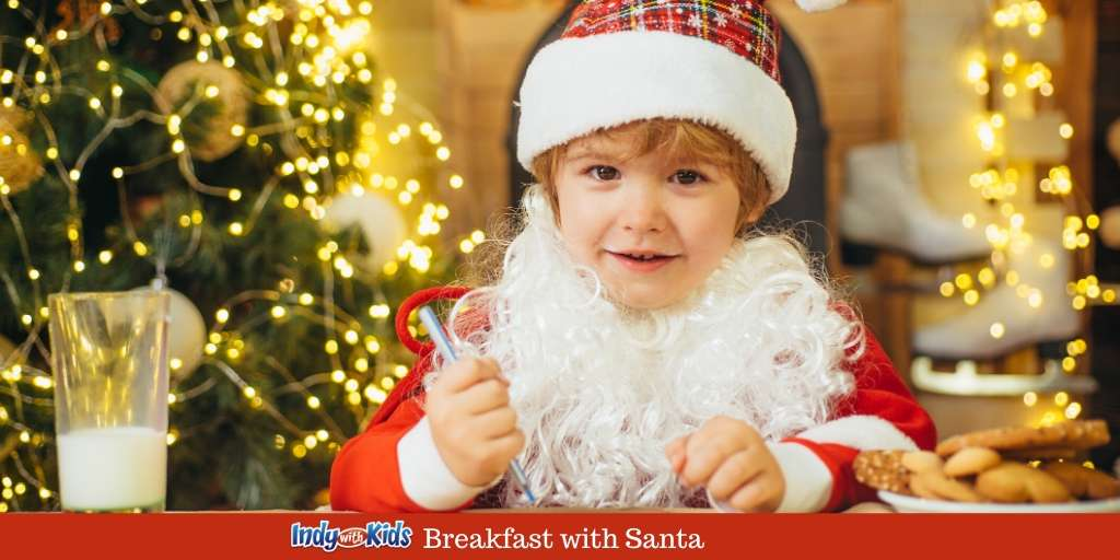 Breakfast with Santa Indianapolis   Cookies with Santa and Other