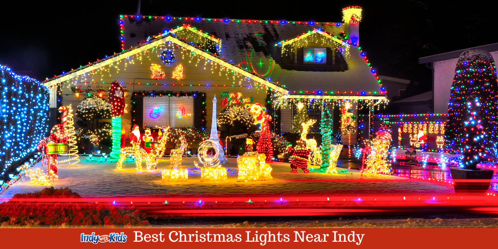 Christmas Plays In Indianapolis 2021 Christmas Lights List For Indianapolis And Central Indiana 2021