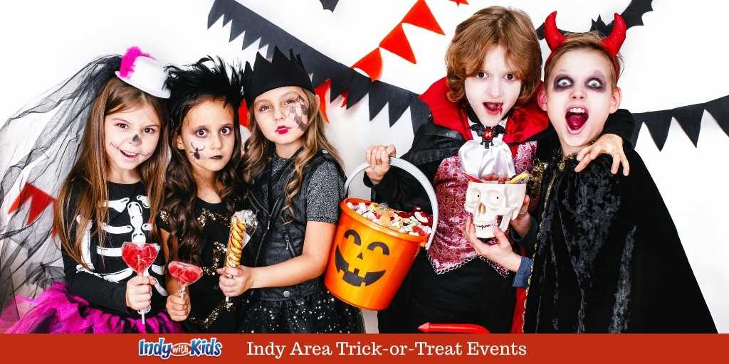 Trick-or- Treat Event
