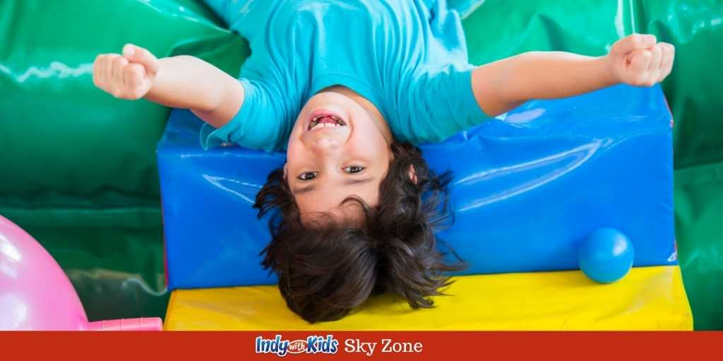 Little Leapers | Sky Zone South